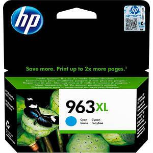 Картридж HP 963XL OJPro 9010/9013/9020/902 (3JA27AE) Cyan