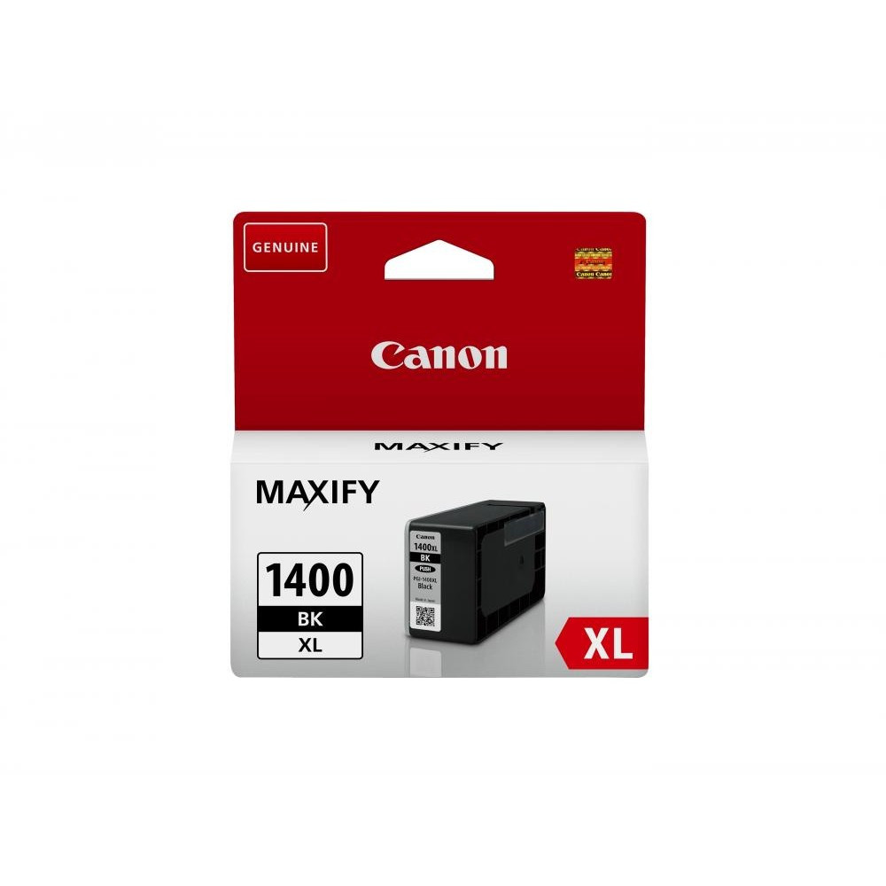 Картридж CANON (PGI-1400XL) MAXIFY MB2040/2340 (9185B001) Black