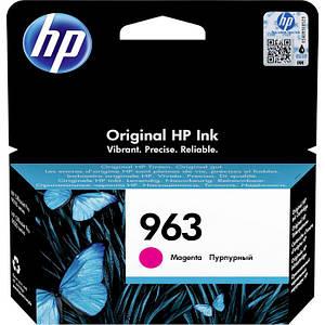 Картридж HP 963 OJPro 9010/9013/9020/902 (3JA24AE) Magenta