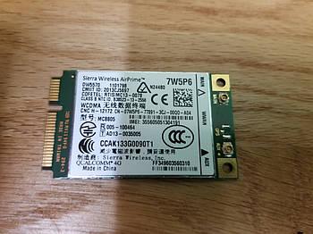 3g модем для ноутбука DW5570 7W5P6 DELL E6430 E5430 E6230 E6330 E6540 E6440 E5440 E5540 E7440 E7240 E344