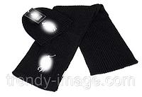 Разные цвета в стиле Ральф поло шапка + шарф вязаные для взрослых и подростков хлопок ралф, фото 1