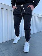 Мужские спортивные штаны с логотипом, фото 1