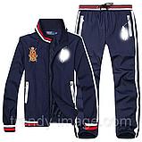 В стиле Ральф поло мужской (унисекс) спортивный костюм ралф, фото 3