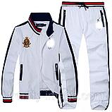 В стиле Ральф поло мужской (унисекс) спортивный костюм ралф, фото 2