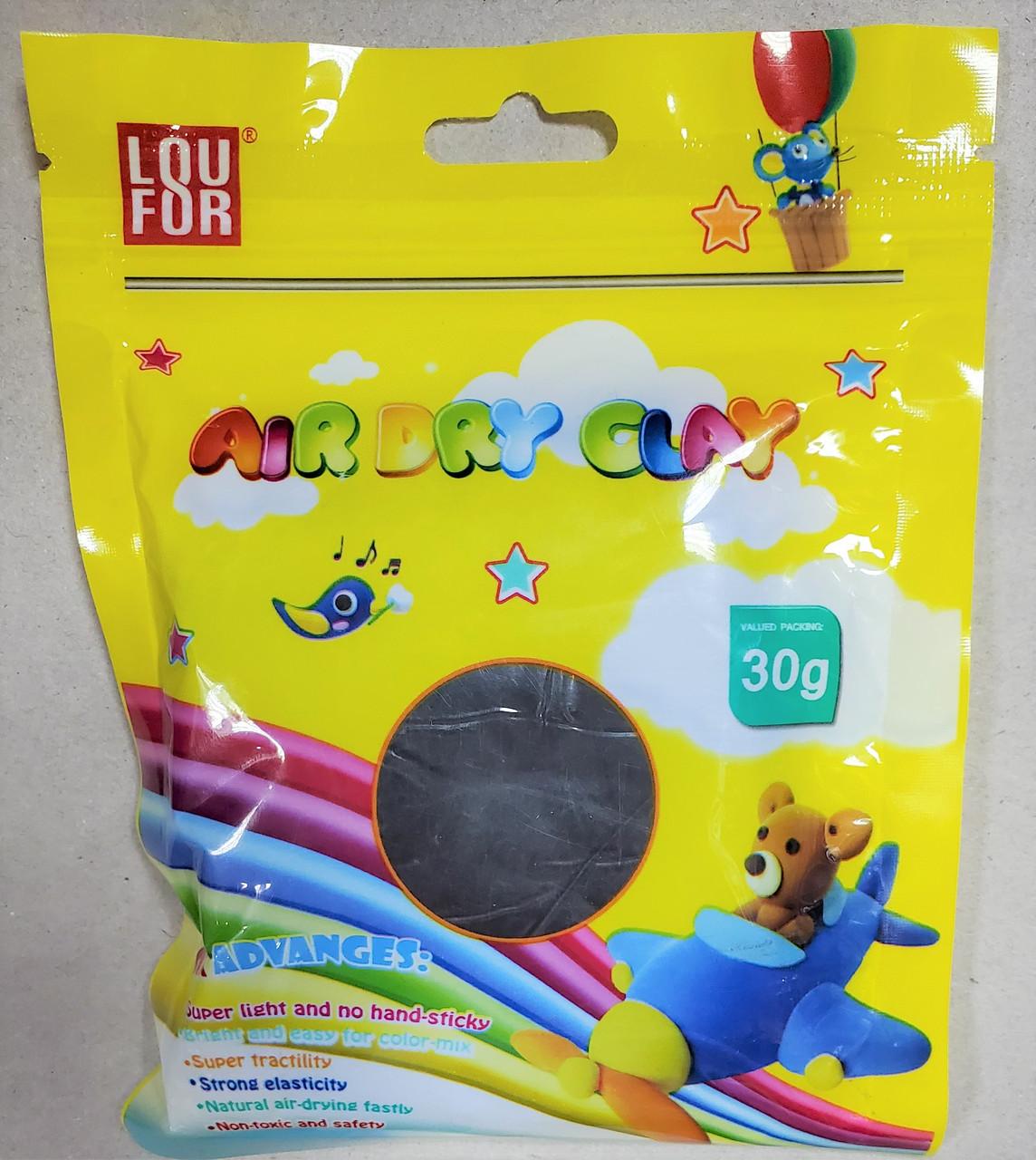 "Масса для лепки ""JO"" ""Air Dry"" 30г 0514"