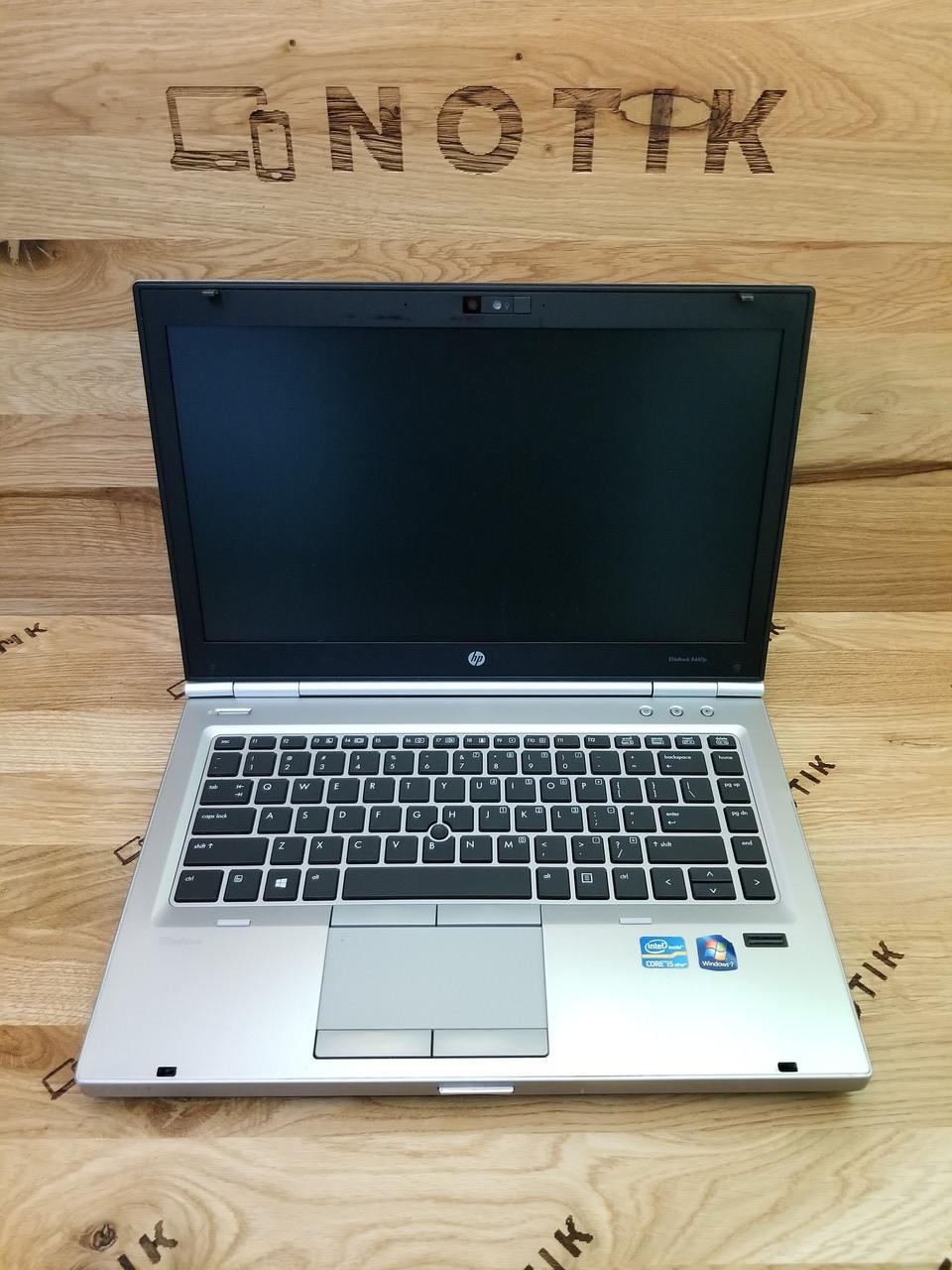 Ноутбук HP EliteBook 8460p i5/8gb/120SSD/ HD+ATI/3G (ГАРАНТІЯ)