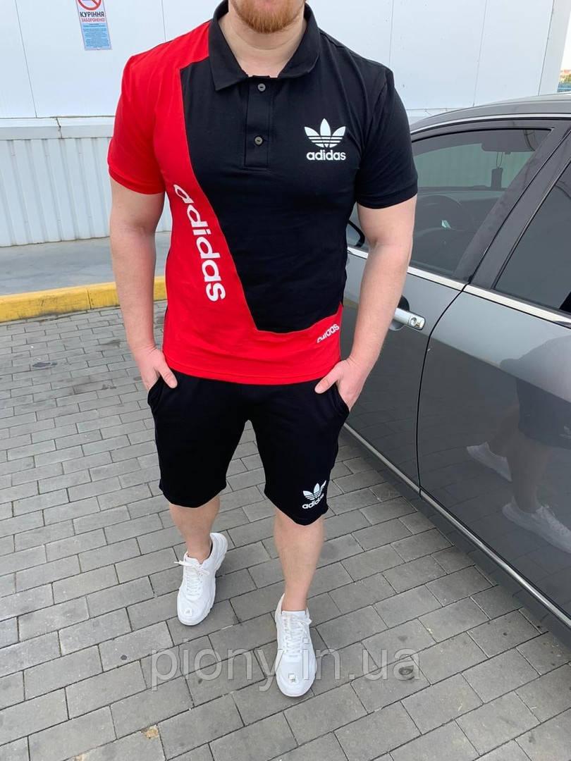 Мужской спортивный костюм на лето