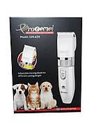 Gemei GM 634 профессиональная машинка для стрижки собак и котов