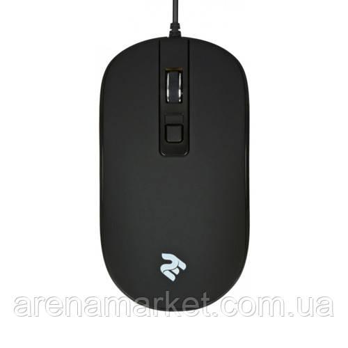 Миша дротова 2E MF110 USB Black