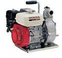 Мотопомпа HONDA, модели WH15XK1, WT20XK4, WT30XK3, WT40XK3