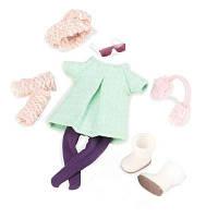 Аксессуар к кукле LORI Набор одежды для кукол Зимний комплект (LO30001Z)