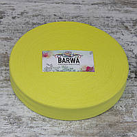 Трикотажная пряжа ВARWA standart 7-9 мм, Лимон