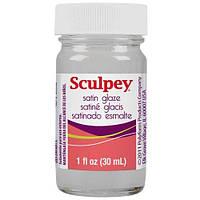 Лак сатиновый для пластики 30 мл Sculpey, АSG33M, 50051774
