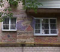 Решетка на окно выпуклая Шир.2000*Выс.1500мм
