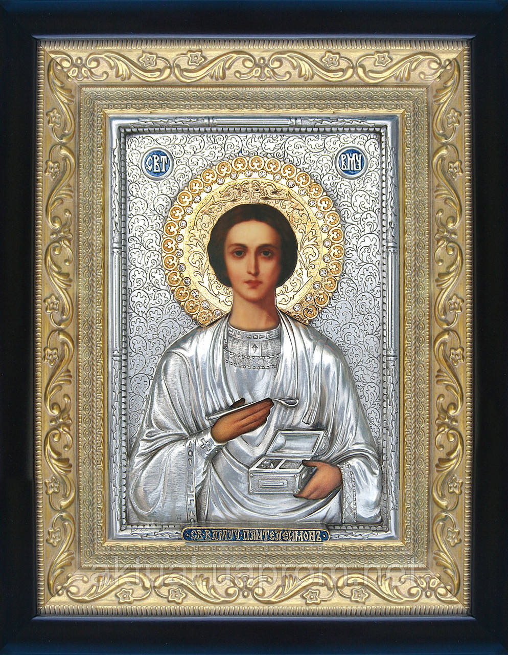 Икона Великомученик Пантелеймон