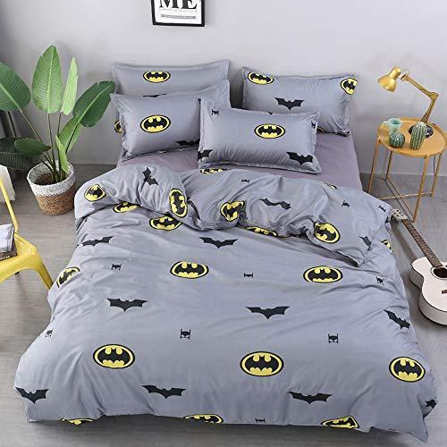 Красивое постельное белье, полуторка, бетмен