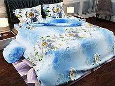 Яркое цветочное постельное белье отличного качества, полуторка, красивые цветы