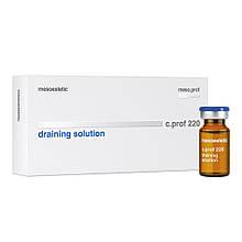 Draining solution Дренажный коктейль 1х10 мл. Mesoestetic