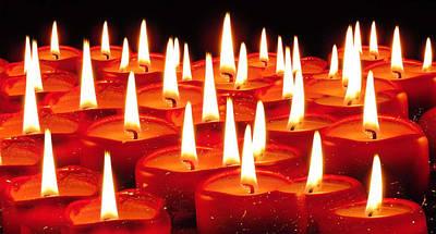 Свечи магические, свечи исполняющие желания, восковые свечи