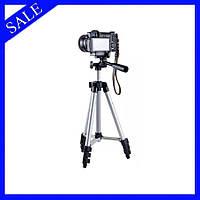 Штатив универсальный TRIPOD 3120 ,для камеры,телефона,трипод