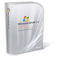 Microsoft Windows Server 2008 Std R2 w/SP1 x64 Russia DVD (P73-05121)