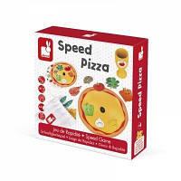 Настольная игра Janod Собери пиццу (J02782)