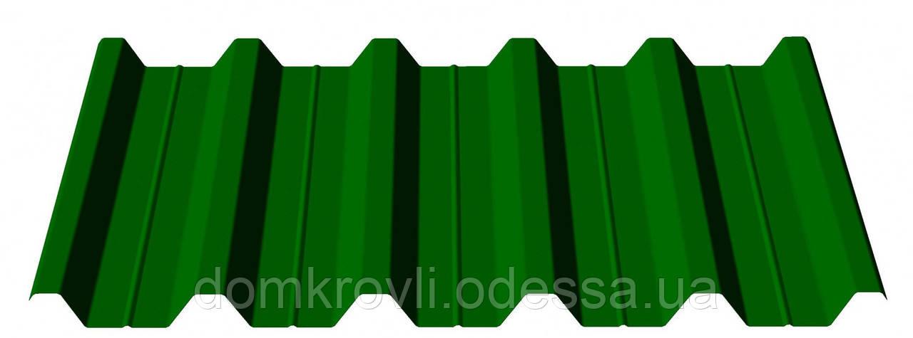 Профнастил стеновой ПК-20 РЕ глянец   0,5 мм Германия