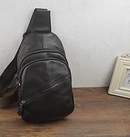 Мужская кожаная сумка. Модель 61299, фото 9