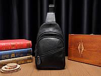 Мужская кожаная сумка. Модель 61299, фото 10