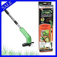 Беспроводная ручная газонокосилка | Триммер для травы | Косилка для сада Zip Trim