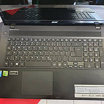Ноутбук Acer V3-772G 17(Intel Core i7-4702QM / 8x3.200GHz/ 16Gb DDR3 /SSD 128Gb/HDD 500 Gb/GTX 750M), фото 2