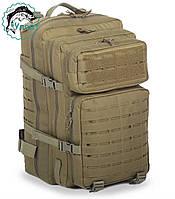 Рюкзак тактический штурмовой Олива RT-1512 50л, фото 1