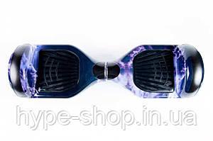 Гироборд 6,5 дюймов Smart Balance Гироскутер Сигвей Цвет - Пурпурный полная комплектация