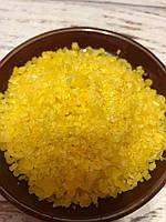 Соль  Мертвого Моря с ароматом апельсина 100г