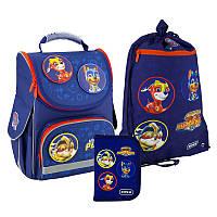 Рюкзак укомплектованный Kite Education Paw Patrol Синий (SET_PAW20-501S)