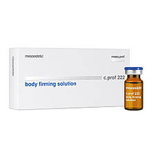 Body firming solution Укрепляющий коктейль для тела 1х10 мл. Mesoestetic