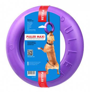 Тренировочный снаряд для собак 29 см Collar Puller MAXI (Пуллер Макси) 1 кольцо