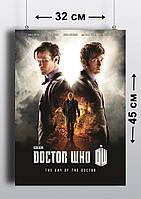 Плакат А3, Доктор Кто 2