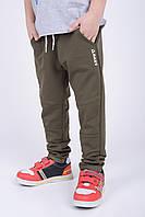 Спортивные штаны для мальчика Хаки р. 128 (61 см), фото 1