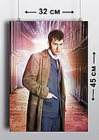 Плакат А3, Доктор Кто 12