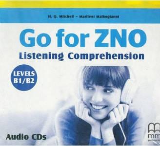 Go for ZNO Listening Class CDs B1-B2