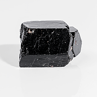 Коллекционный минерал шерл черный турмалин, 15,9 гр., 603ФГШ