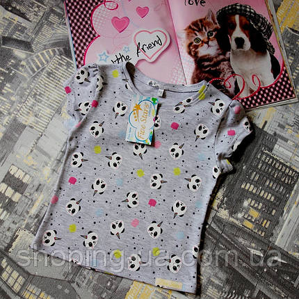 Детская футболка панды Five Stars KD0307-122p, фото 2