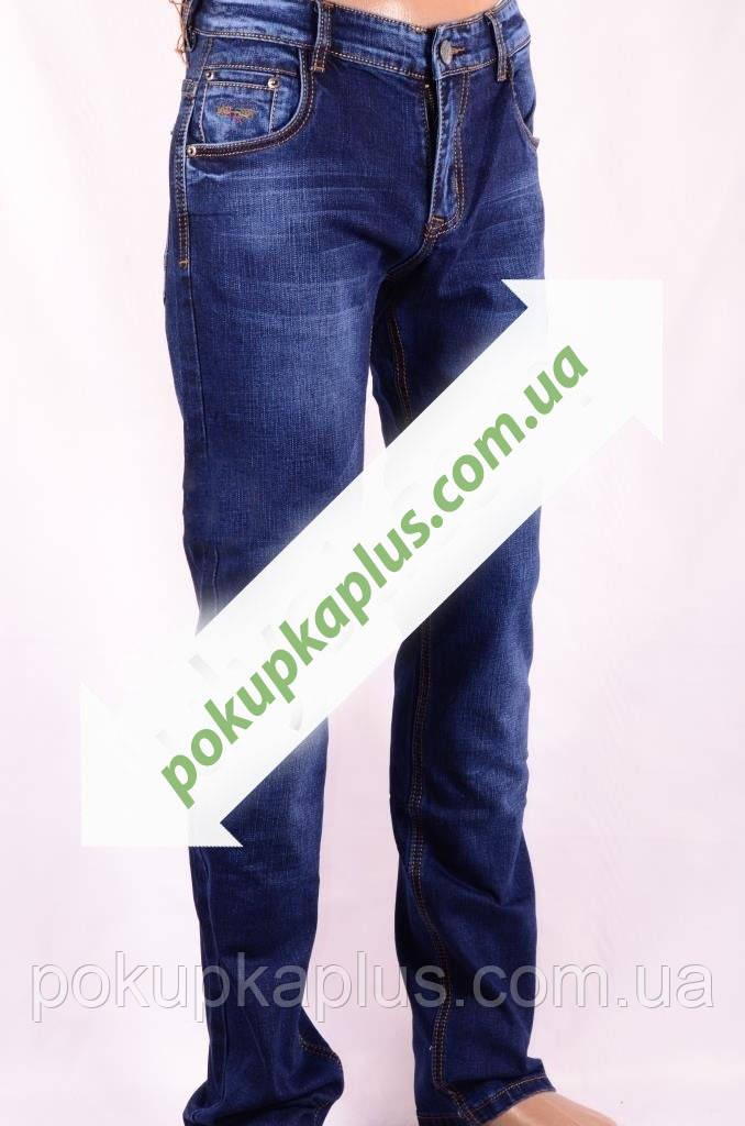 Джинсы мужские Синий Размер 31, 32, 33
