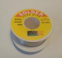 Припой на катушке Solder 1.5 мм. 60 грамм.