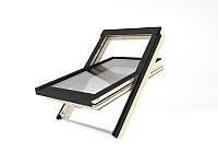 Мансардне вікно Lux Energy Вращательеное Fakro FTT U8 Termo 114х140, фото 1