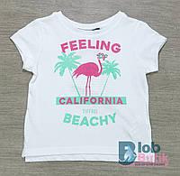 Детская футболка Tiffosi для девочки.