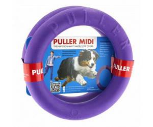 Puller MIDI (Пуллер Миди). Тренировочные снаряды для собак 20 см (2 кольца)