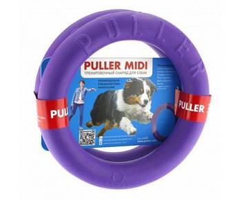 Тренировочные снаряды для собак 20 см Collar Puller MIDI (Пуллер Миди) 2 кольца