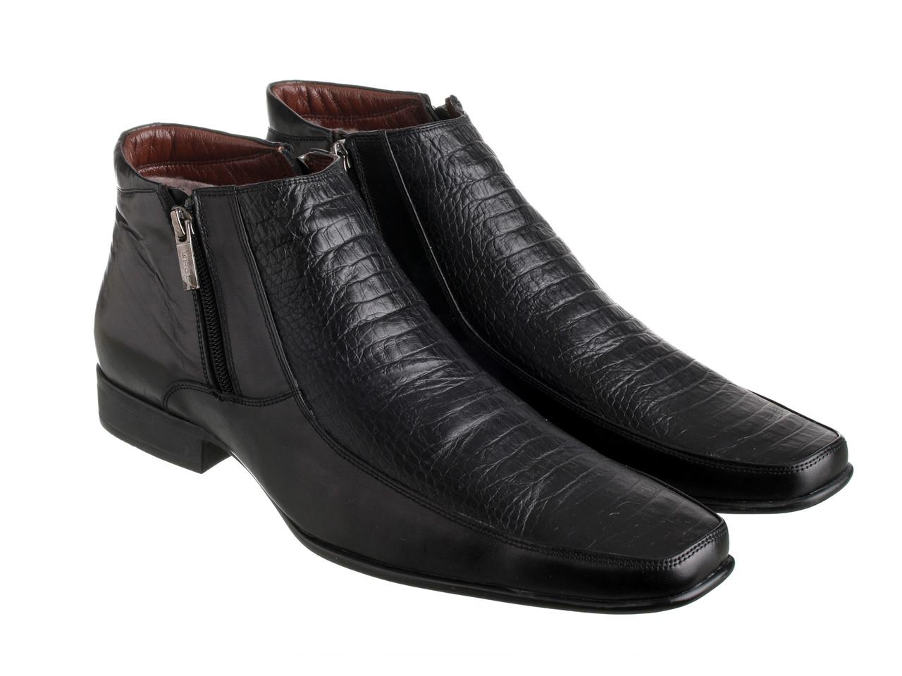 Ботинки Etor 5531 44 черные